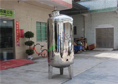 Customization RO Water Storage Tank  Food Grade With Unloading Mouth