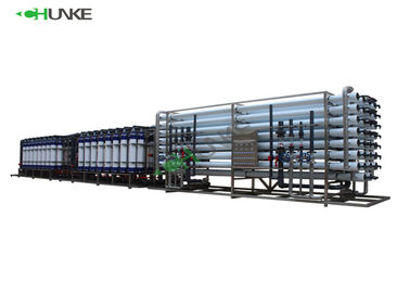 China High Pressure RO Water Treatment Plant / 1000 Ltr Ro Plant For Industrial Use supplier
