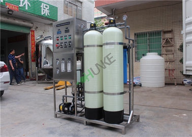 RO System Industrial Water Purification Equipment Plant For Boiler 500LPH