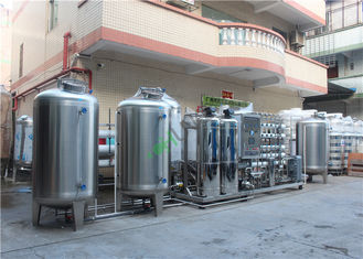 Fully Automatic RO Seawater/Salt Water Treatment Desalination Plant