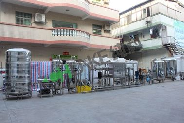Pharmaceutical Industry 2000 liters per hour reverse osmosis drinking pure water desalination treatment filter systems