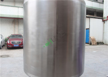 Drinking Industry RO Water Storage Tank  Filter Housing Agitator Mixing Tank