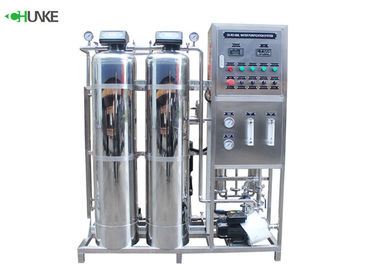 1 M³ FRP Stainless Steel Well Salt Water Desalination RO Water Treatment Plant