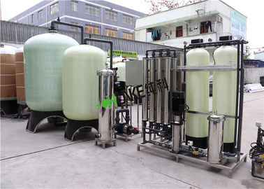 0.5T-100T Flow Reverse Osmosis Machine For Cosmetic Factory / Hospital