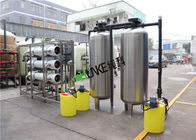 3m³  Industrial Reverse Osmosis Water Treatment Plant / RO Water Unit