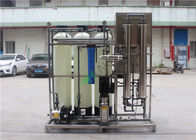 FRP Ro Water Treatment Plant Industrial Ro Unit 1.1kw For Drinking Water
