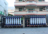 100T Large Seawater Desalination Equipment Seawater RO System Customized