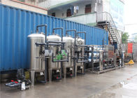 High Speed RO Water Treatment Plant With GAC System 10T Per Hour Capacity