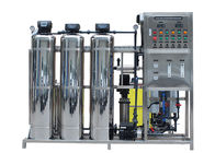 500 Liters SS316L Well Water Desalination Machine RO Water Treatment Plant Purification System