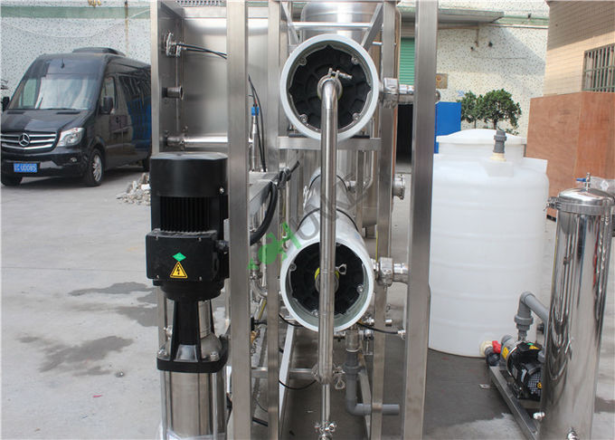 5000 L Large Ro Water Treatment Plant , Industry Ro Water Purifier Machine 1